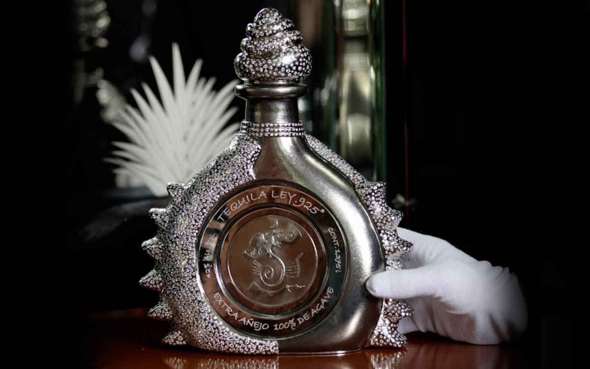 Tequila Ley .925 Diamante