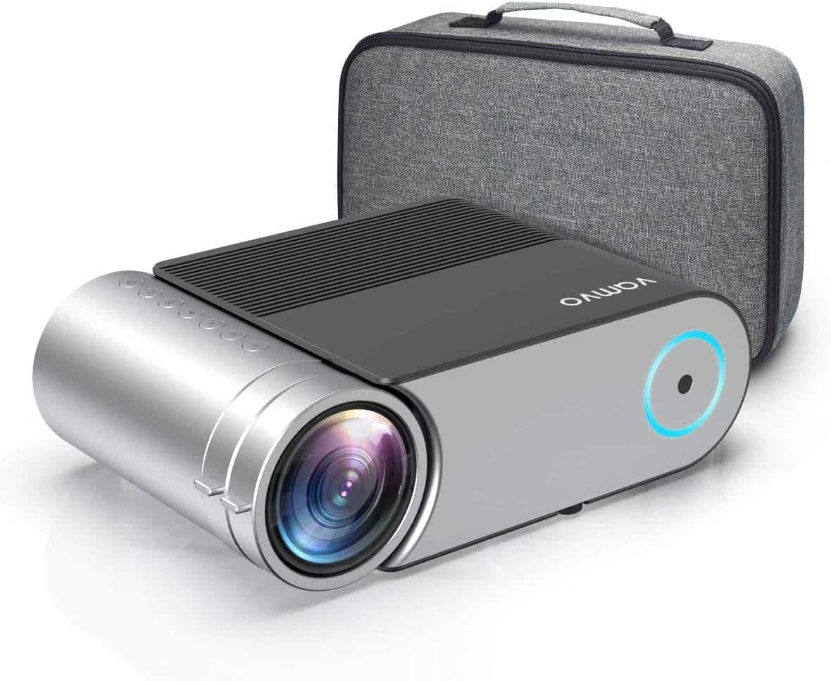 Vamvo L4200 Portable Mini Projector