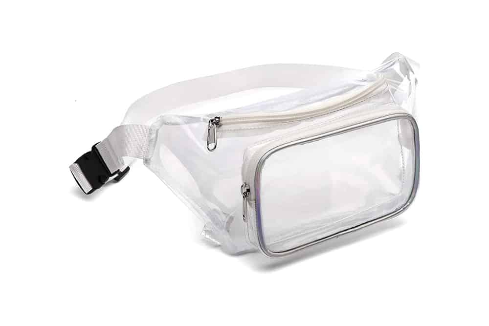 Veckle-Clear-Fanny-Pack