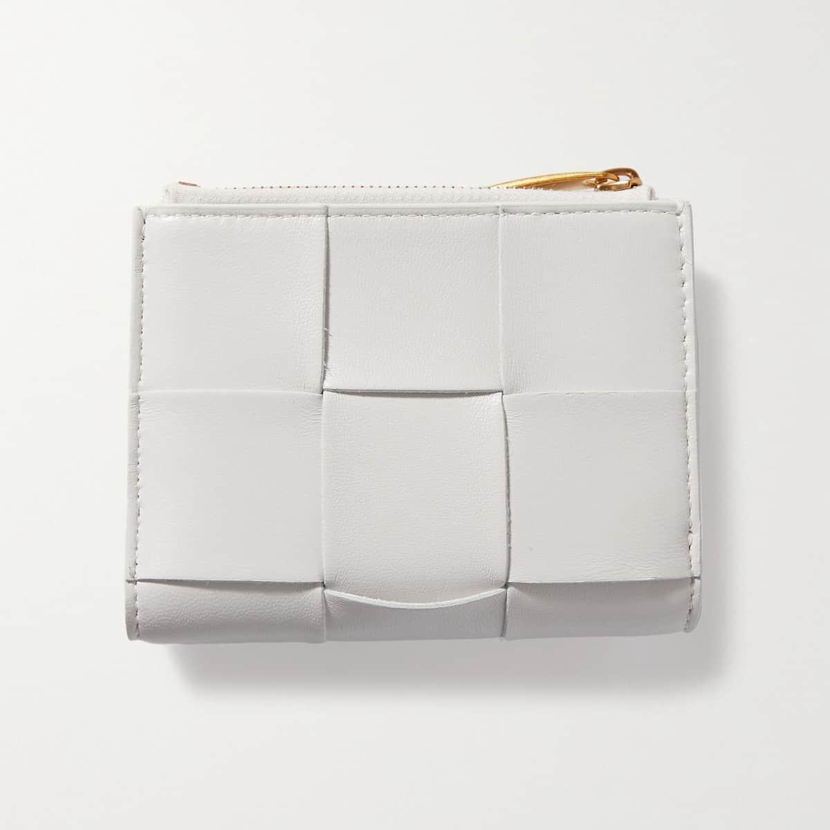 Bottega Veneta Cassette Leather Wallet
