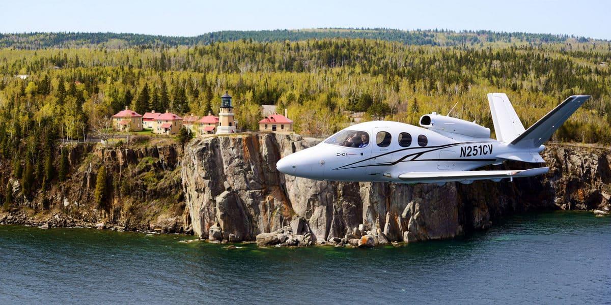 Cirrus Vision Jet SF50