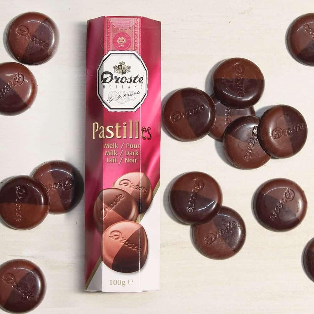 Droste chocolate