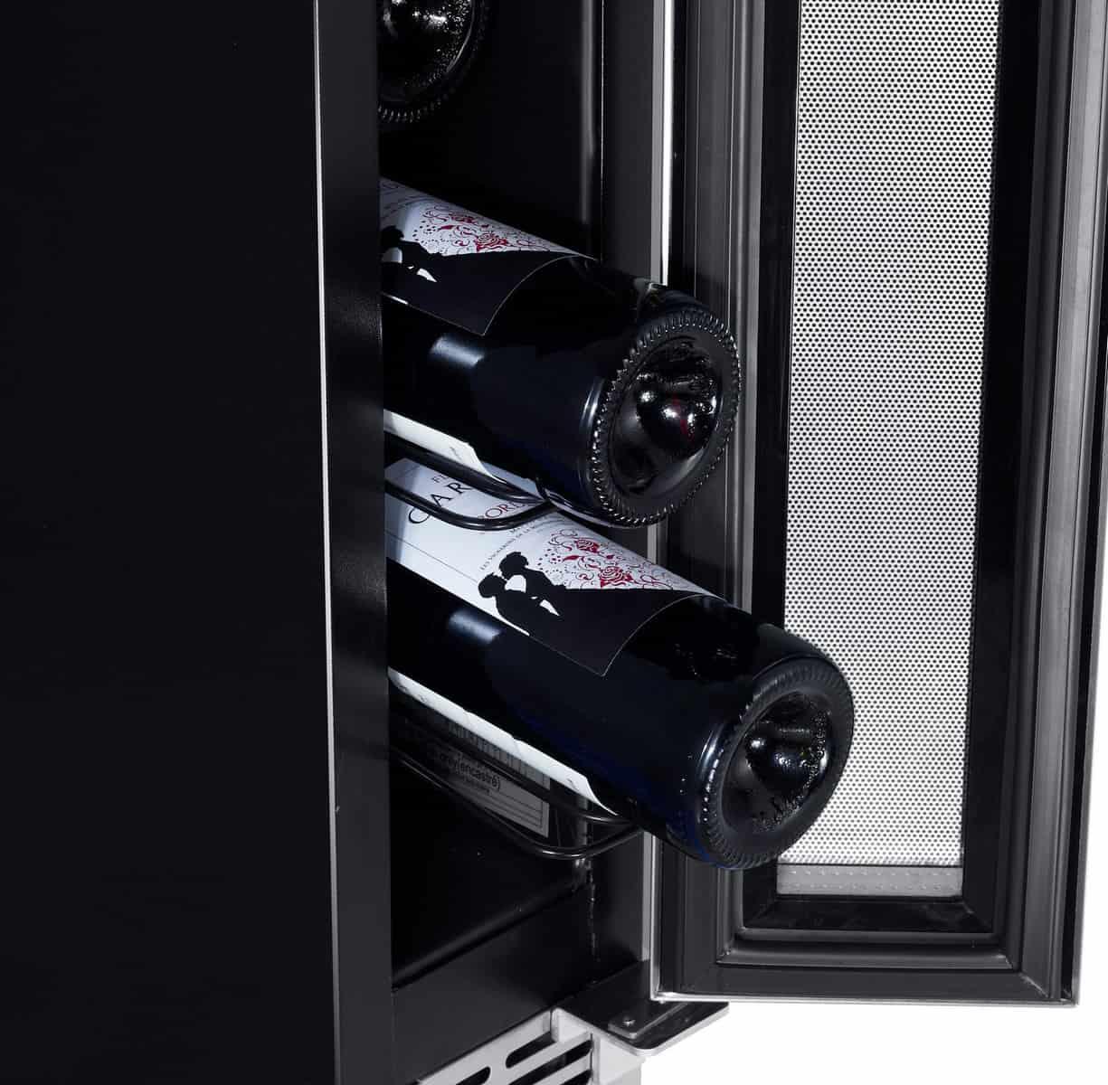 Edgestar 7-Bottle Built-In Wine Cooler