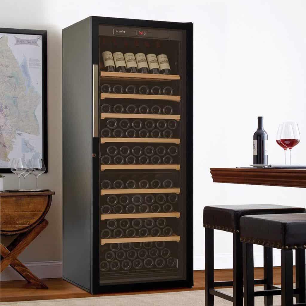 Eurocave Premiere L Wine Cellar 178 bottle