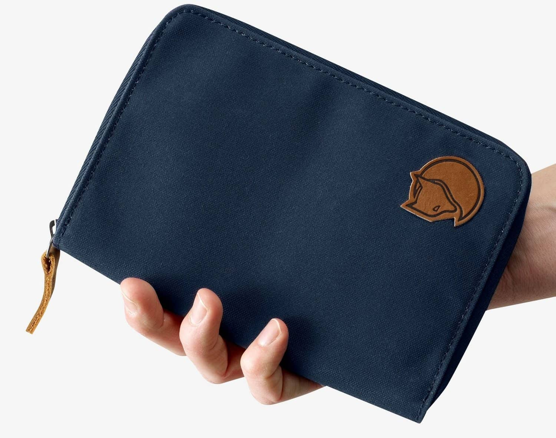 Fjallraven Canvas Passport Wallet