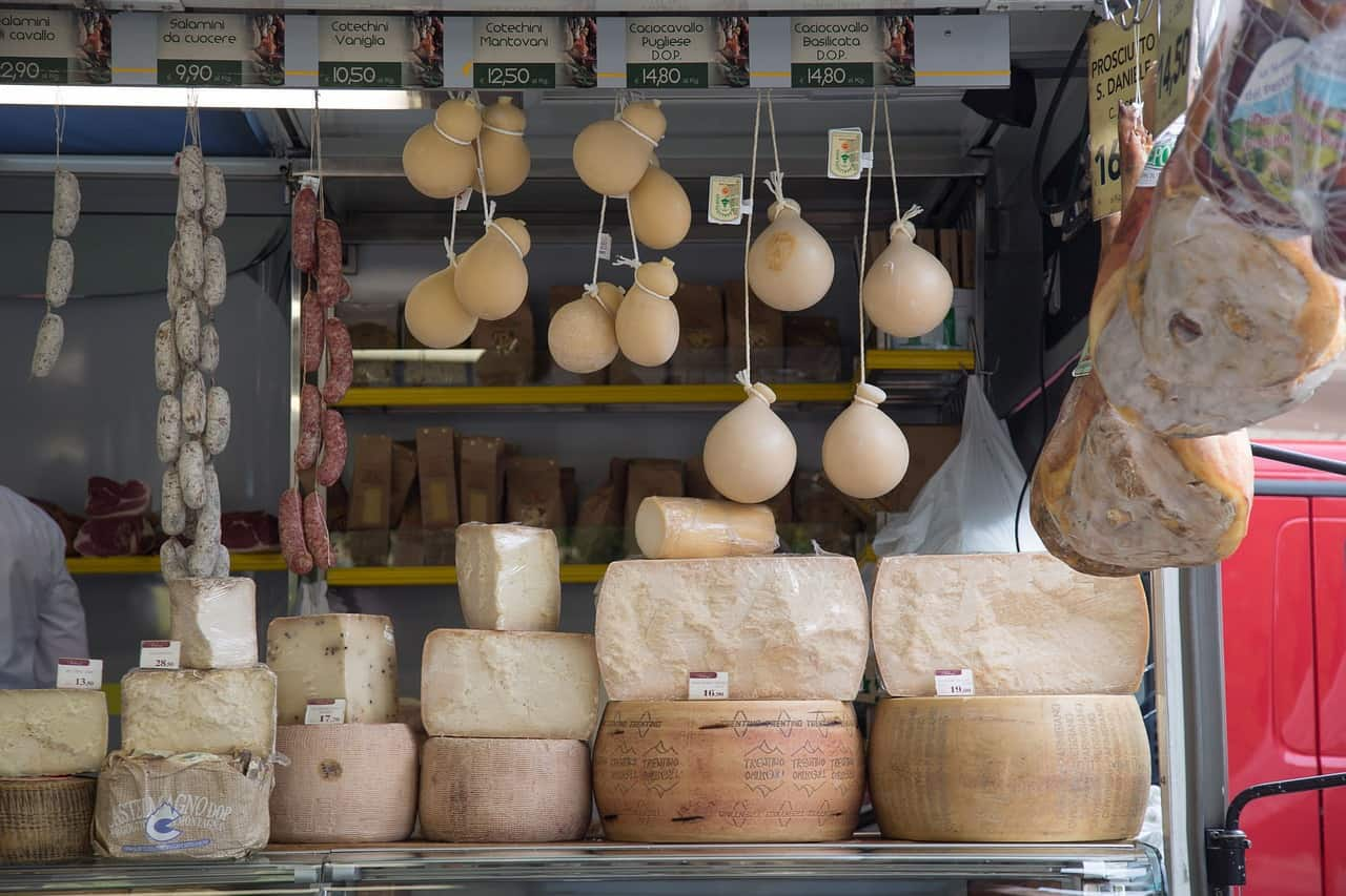 How is cheese made