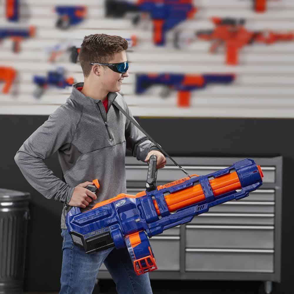 How to Choose the Best Nerf Gun