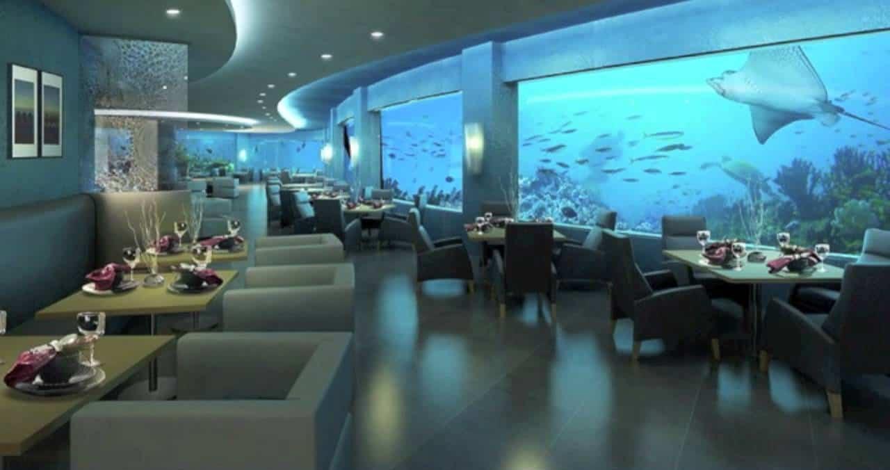 Hydropolis underwater hotel