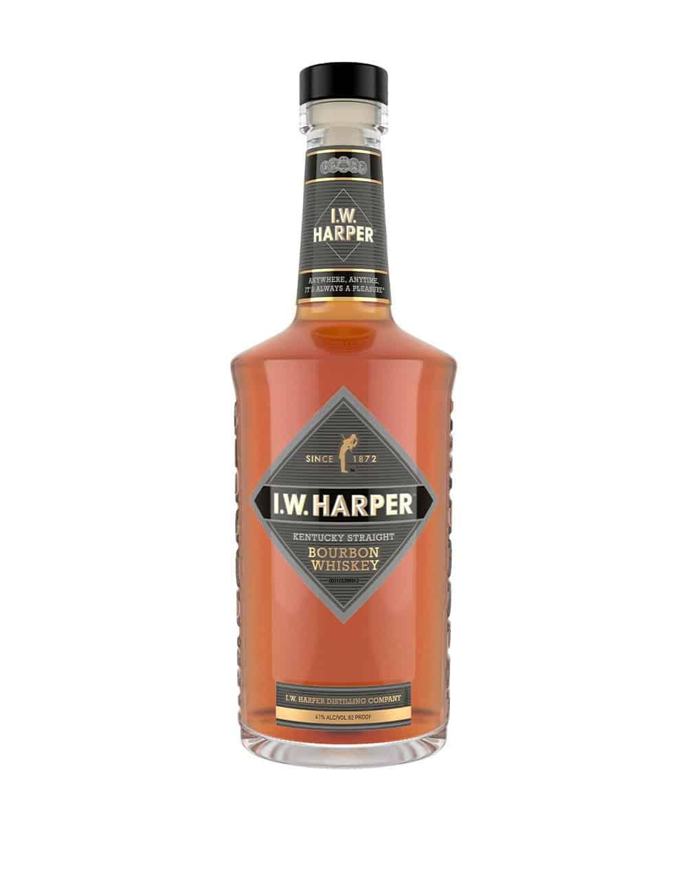 I.W. Harper Straight