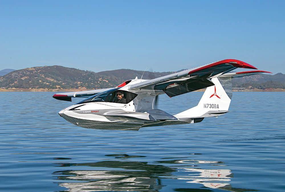 Icon A5 Amphibious