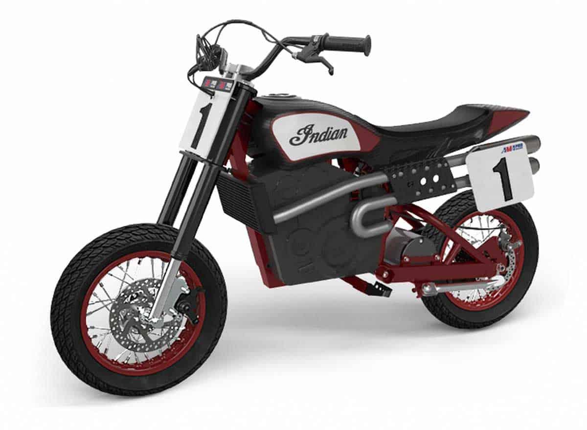 Indian EFTR JR. Bike