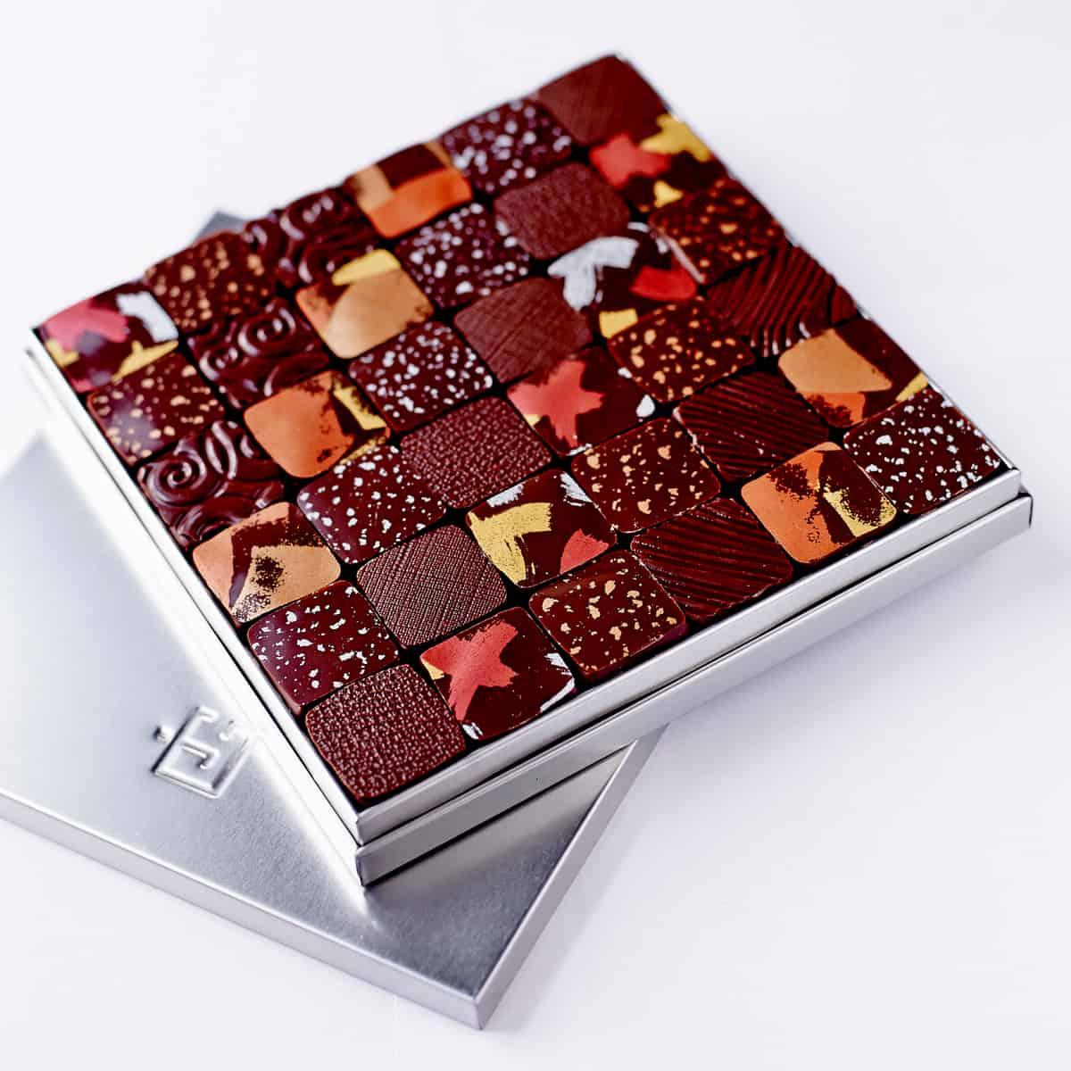 Jacques Genin chocolate