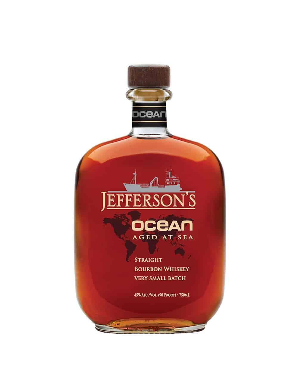 Jefferson's Ocean Bourbon