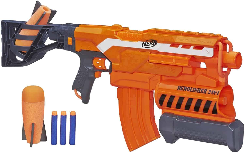 Nerf Elite 2-in-1 Demolisher