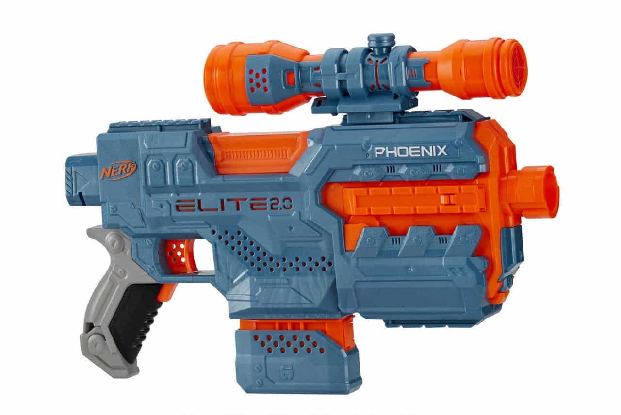 Nerf Elite 2.0 Phoenix CS-6 Motorised Blaster