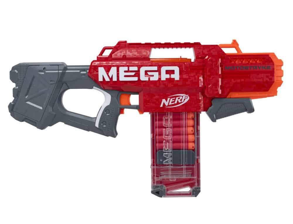 Nerf Mega Motostryke Motorized Blaster