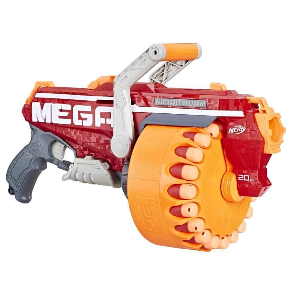 Nerf Megalodon N-Strike Blaster
