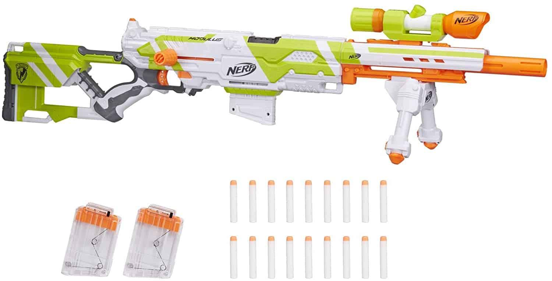 Nerf Modulus Longstrike Toy Blaster