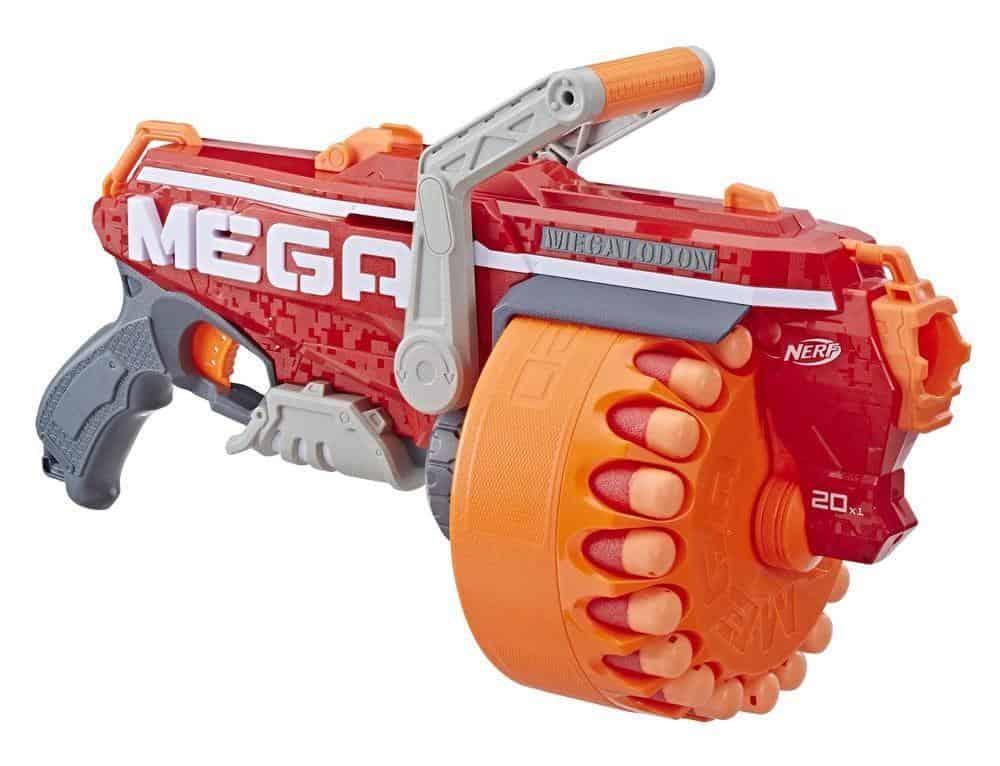 Nerf N-Strike Megalodon Blaster