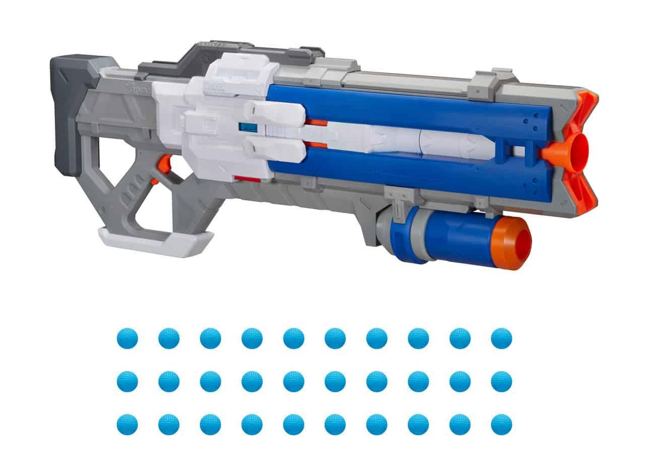Nerf Overwatch Soldier 76 Rival Blaster