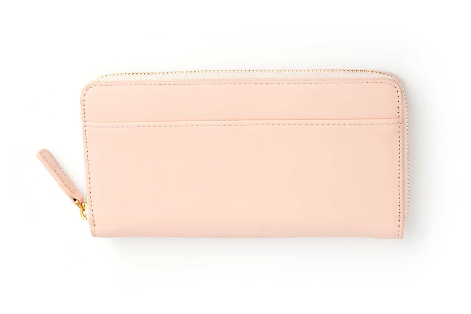 Royce New York Continental RFID Leather Zip Wallet