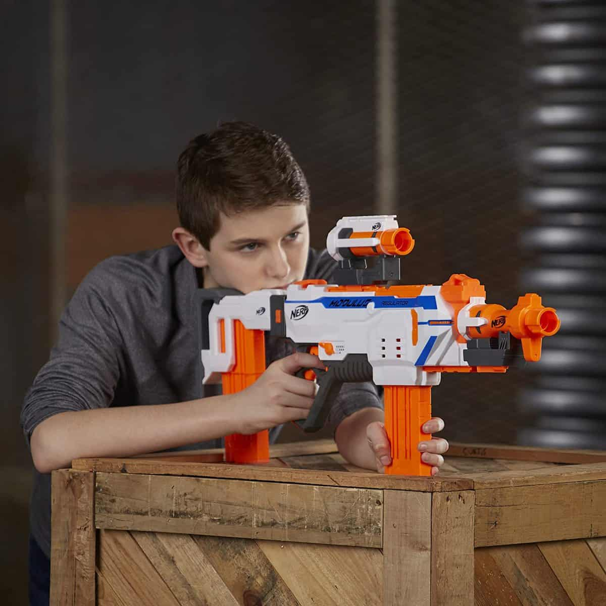 What is a NERF gun