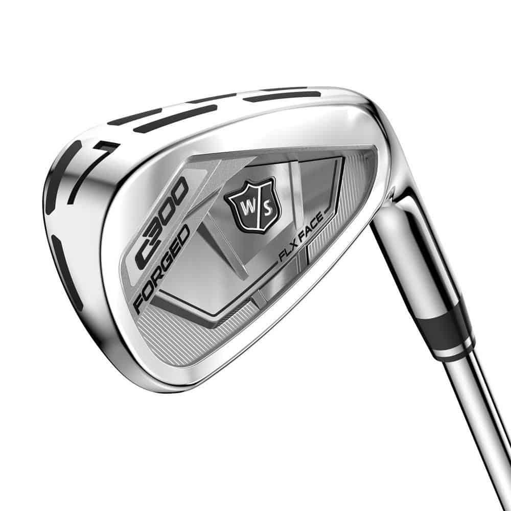 Wilson Staff Golf C300 Forged Iron Set