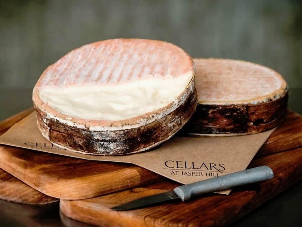 Winnimere cheese