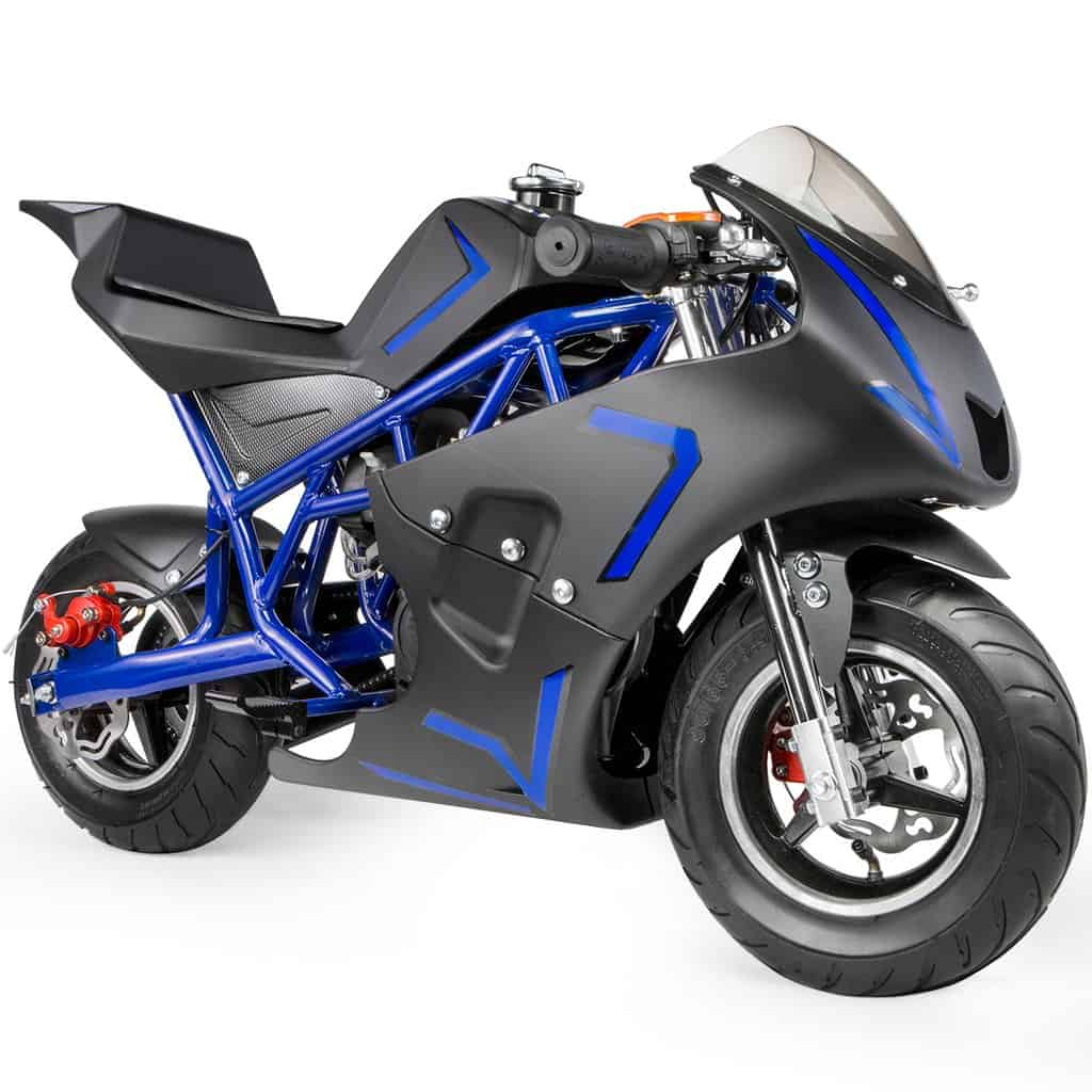 XtremepowerUS Gas Pocket Bike