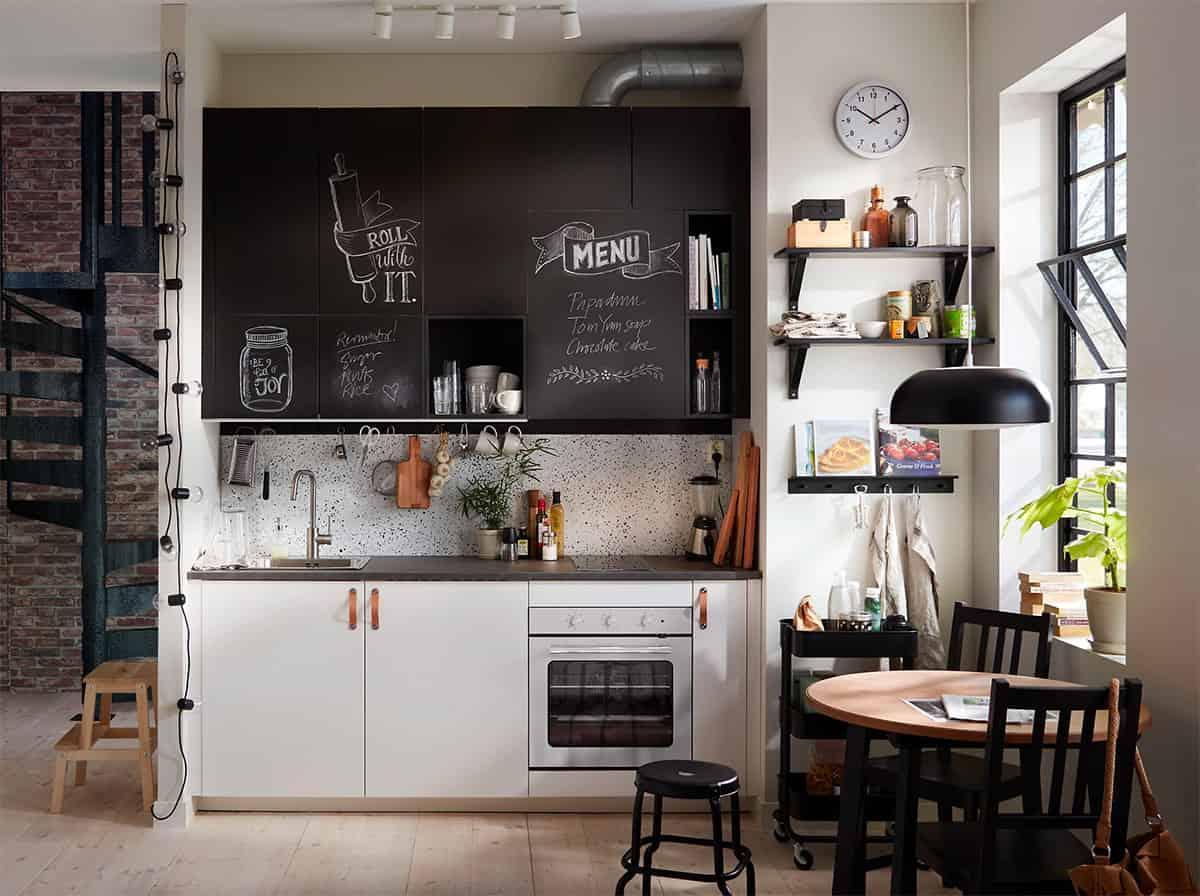 IKEA Small kitchen