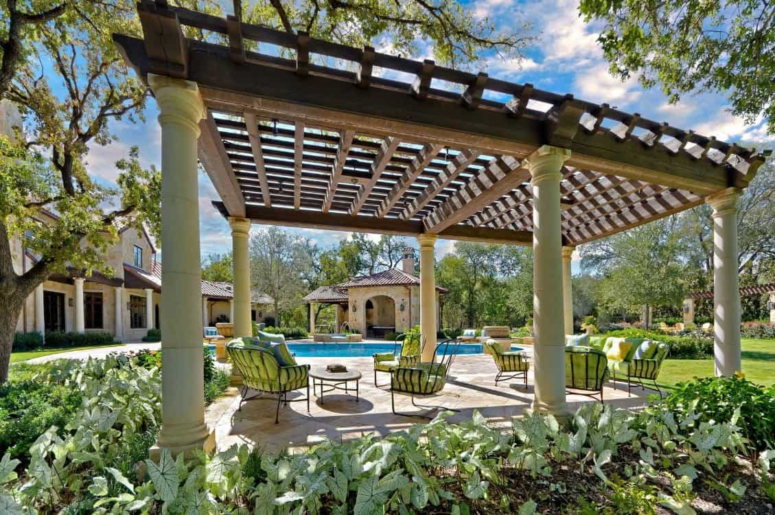 Luxury Privacy Structures
