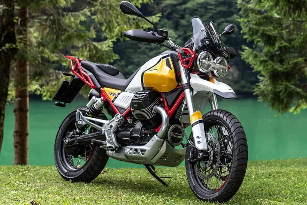 Moto Guzzi V85 TT Adventure