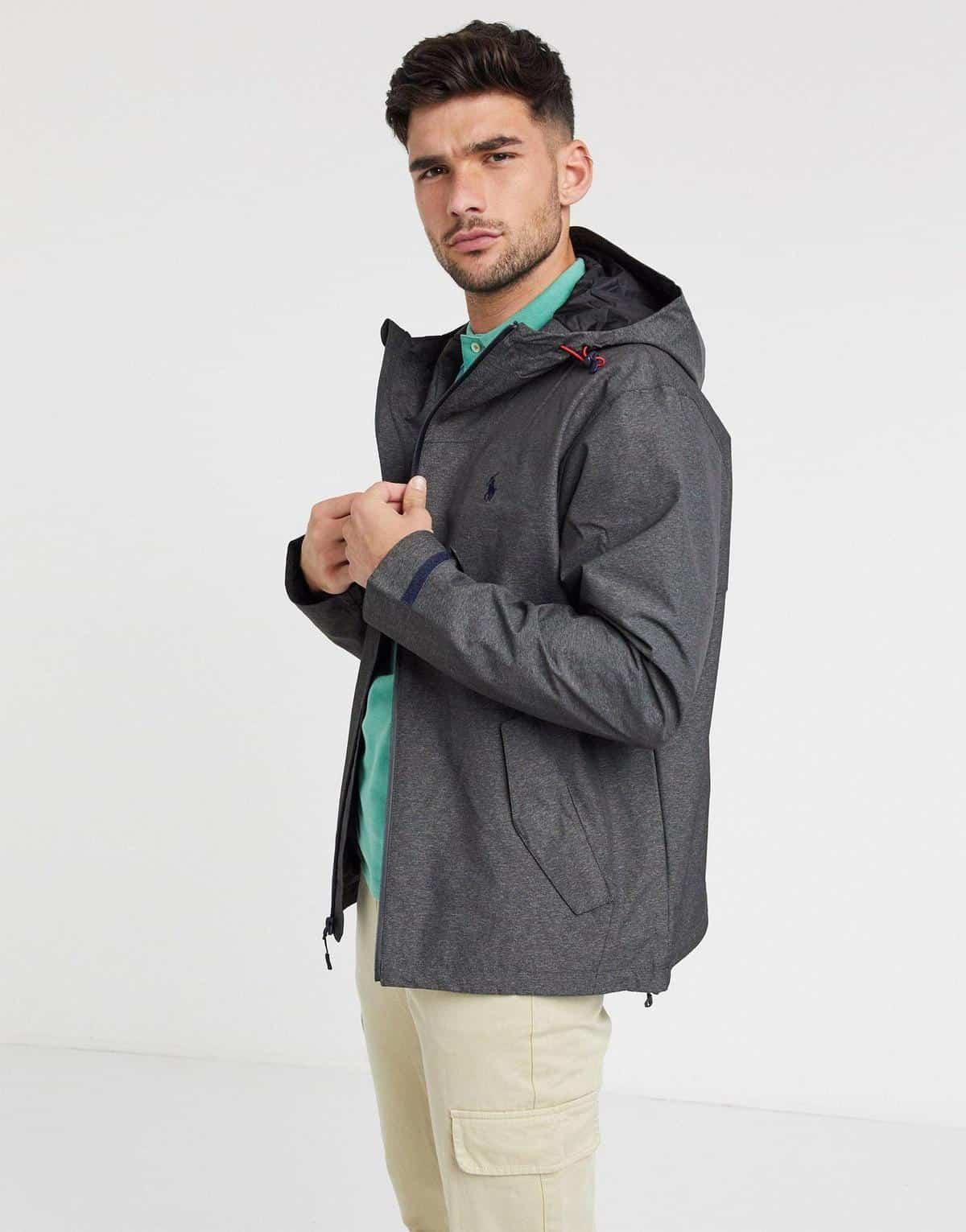 Polo Ralph Lauren Portland Hooded Shell Jacket