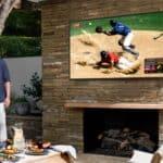 Samsung's The Terrace Outdoor TV