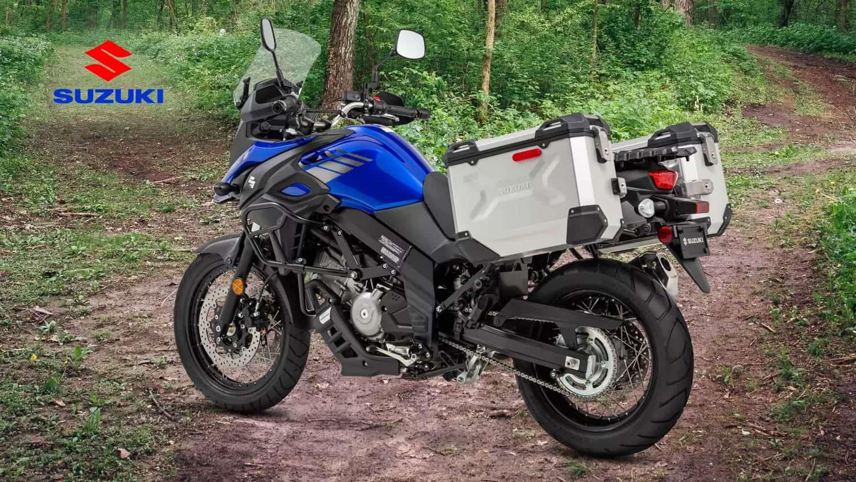 Suzuki V-Strom 650XT Adventure
