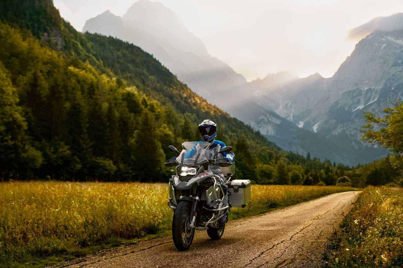what is an adventure bike