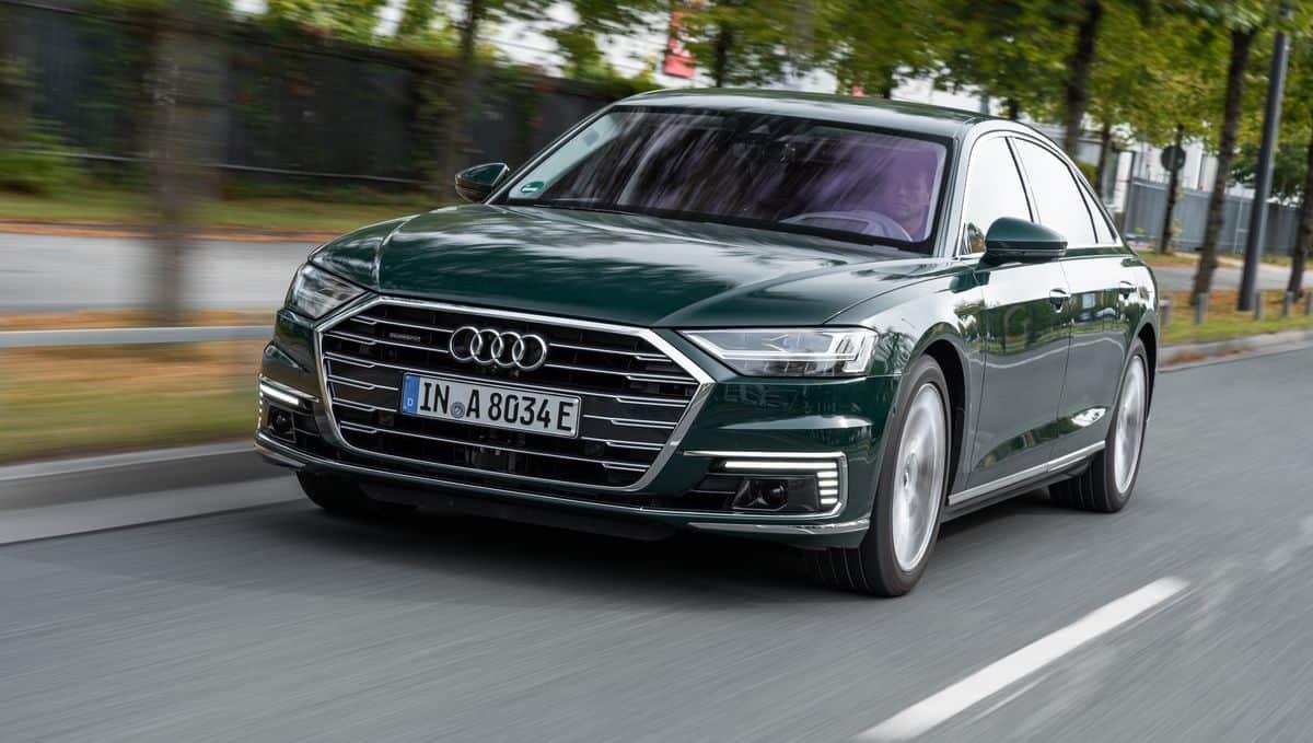 2021 Audi A8