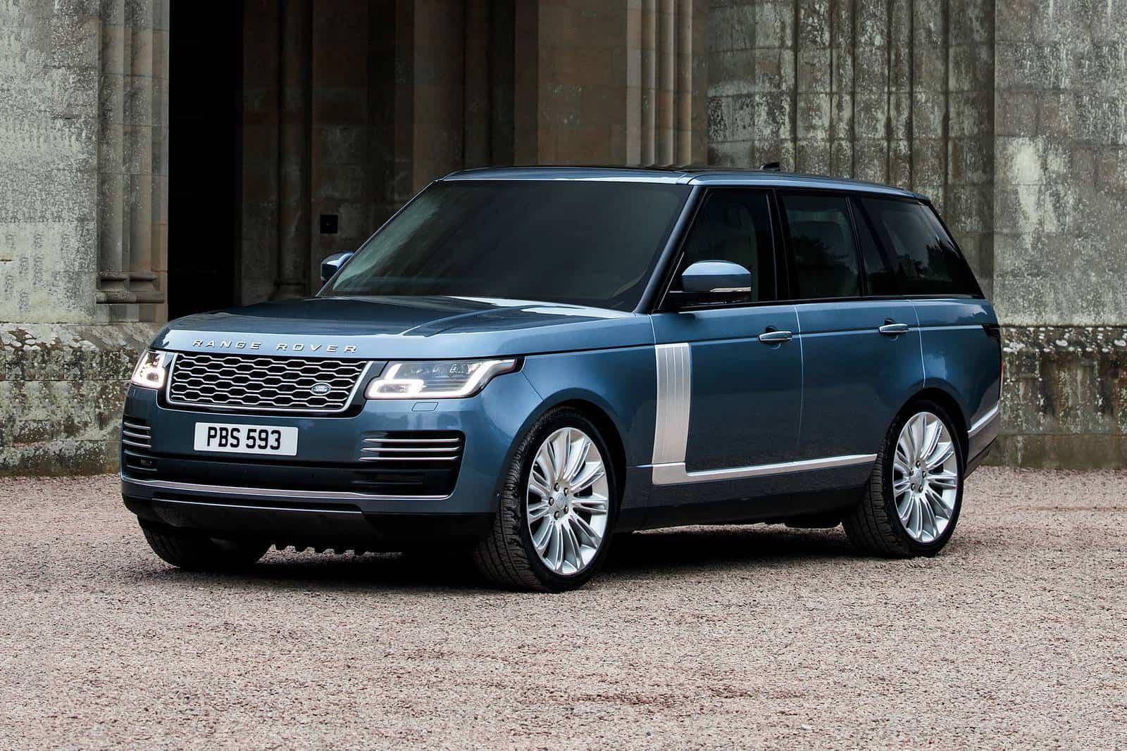 2021 Range Rover SVAutobiography