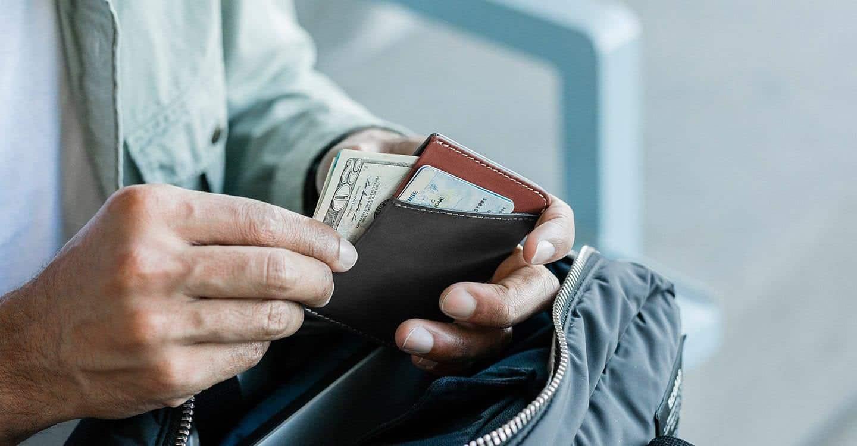 Bellroy Micro Sleeve Card Holder Wallet