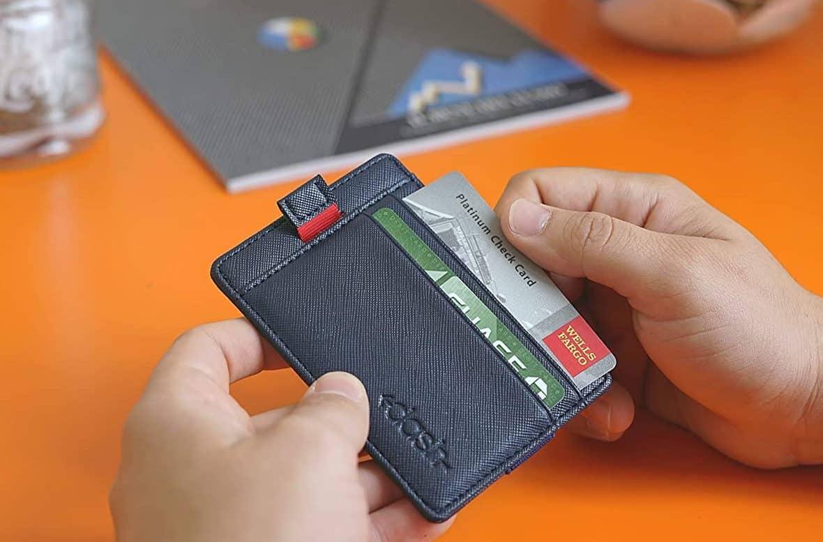 Dash Bando Utility Card Wallet