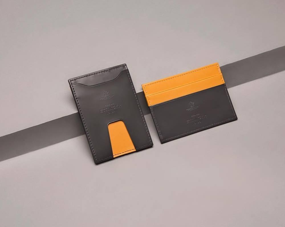 Ettinger Bridle Hide Magic Card Wallet