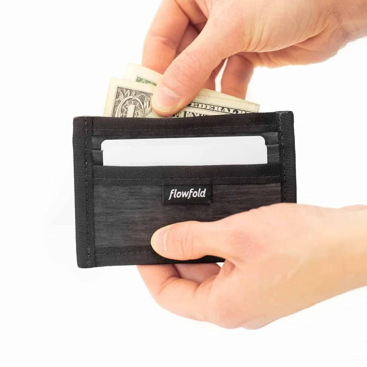 Flowfold Founder Card Holder Wallet