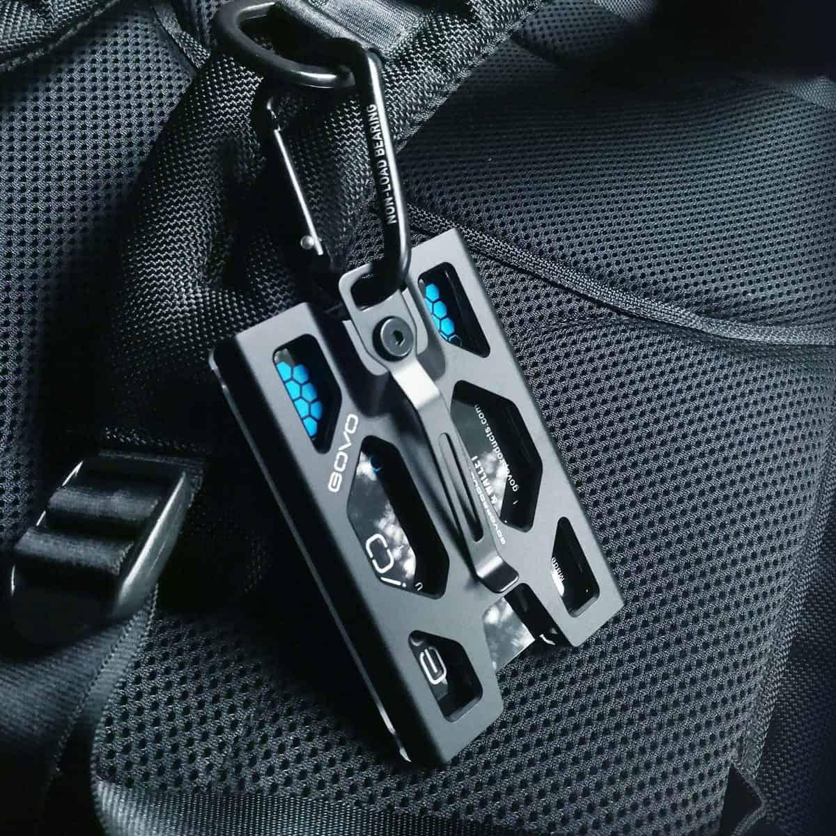 GOVO Badge Card Holder Wallet