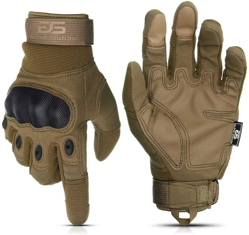 Glove Station The Combat Military Police Tactical Gloves