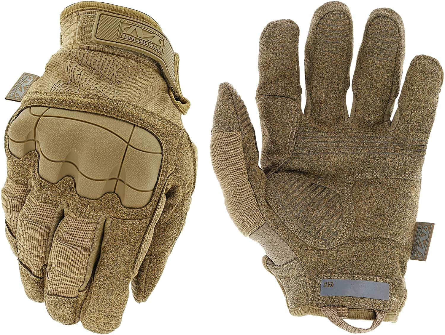 Mechanix Wear M-Pact Coyote Tactical Gloves