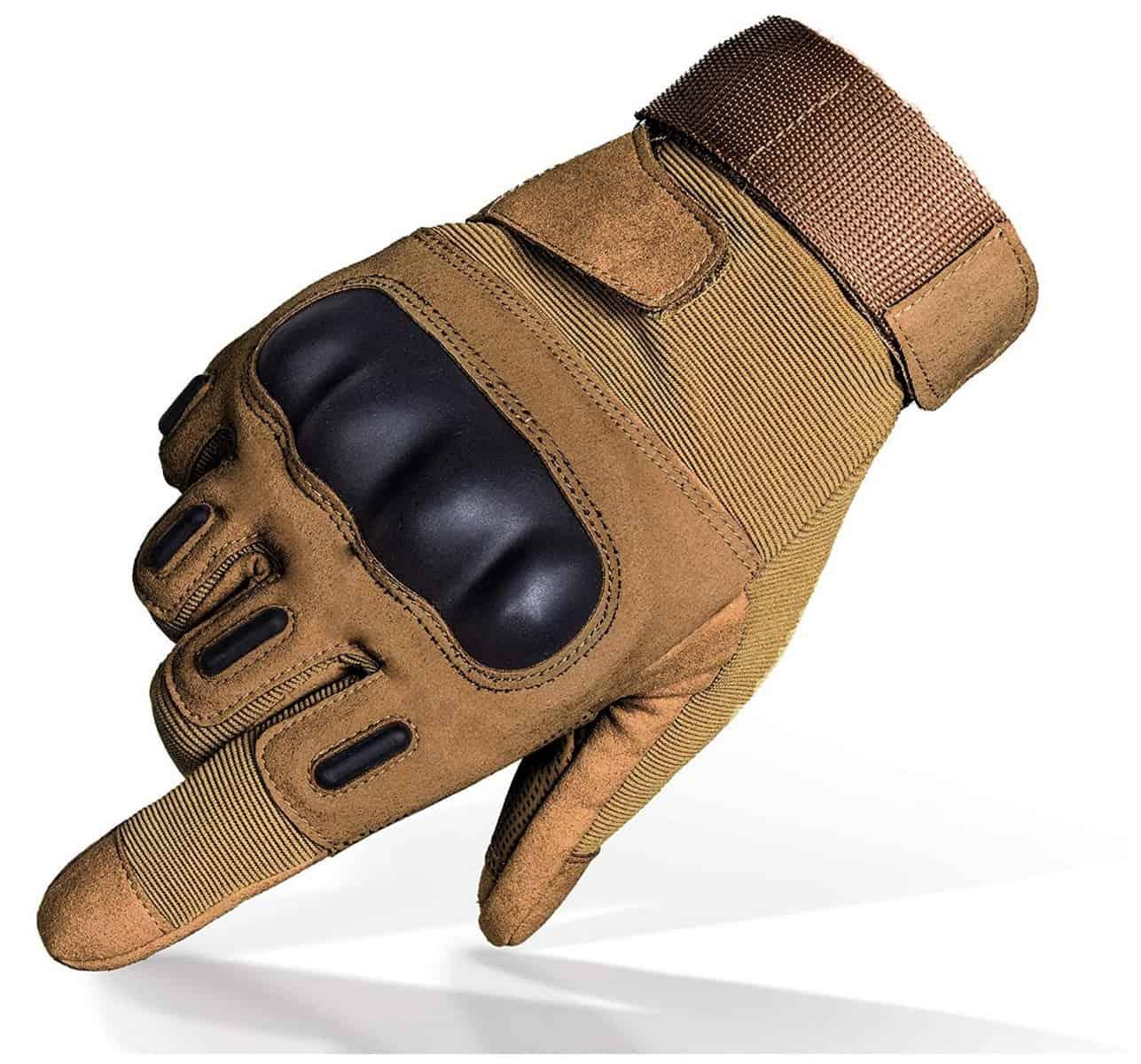 TitanOPS Full Finger Tactical Gloves